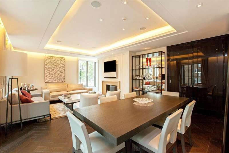 2 Bedrooms Flat for sale in Ebury Square, Belgravia, London