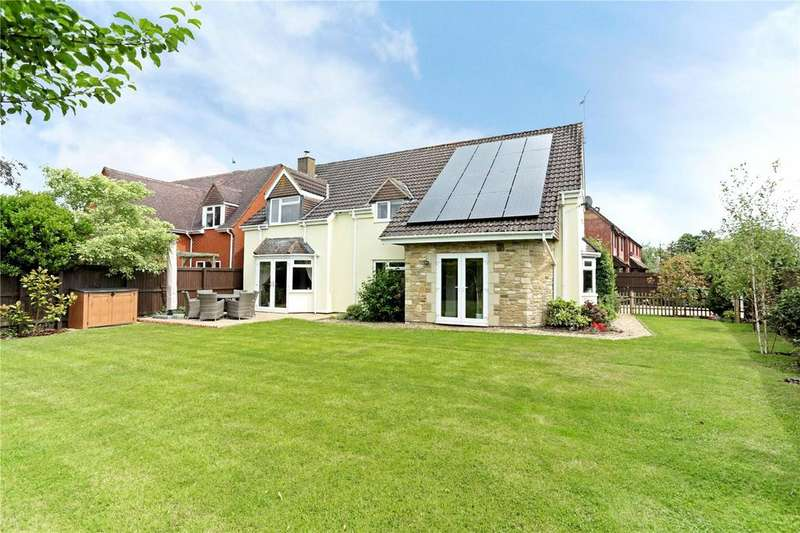 5 Bedrooms Detached House for sale in Lye Common, Christian Malford, Wiltshire
