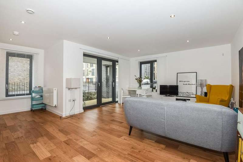2 Bedrooms Flat for sale in Bramah Road, Oval, SW9