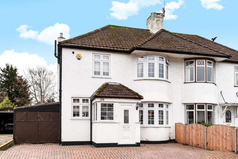 3 Bedrooms Semi Detached House for sale in Kingsway, West Wickham, BR4