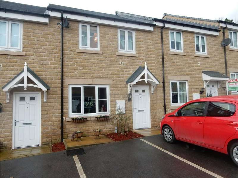 3 Bedrooms House for sale in Mill View, Milnsbridge, Huddersfield, HD3