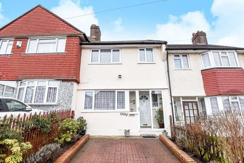 3 Bedrooms Terraced House for sale in Bramdean Crescent, Lee, SE12