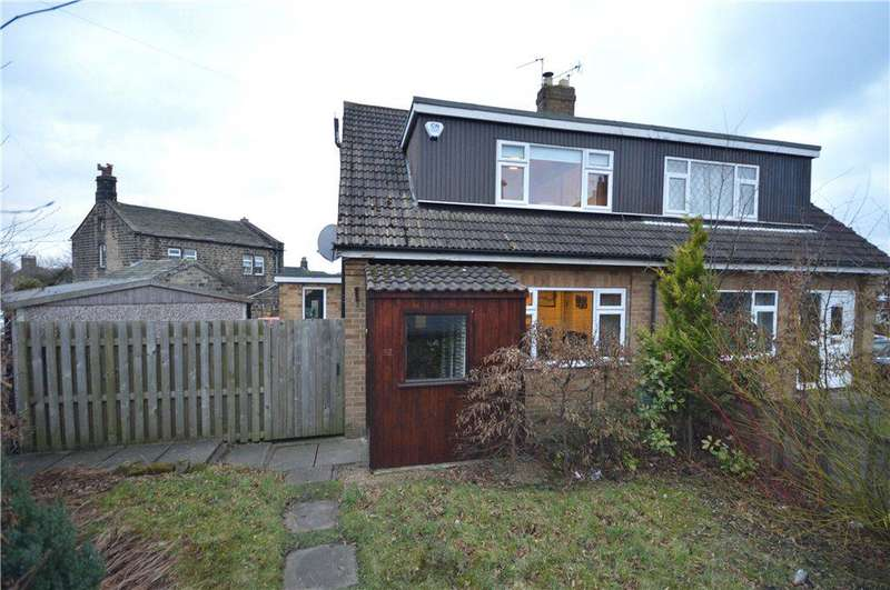 3 Bedrooms Semi Detached House for sale in Newlands Avenue, Yeadon, Leeds, West Yorkshire
