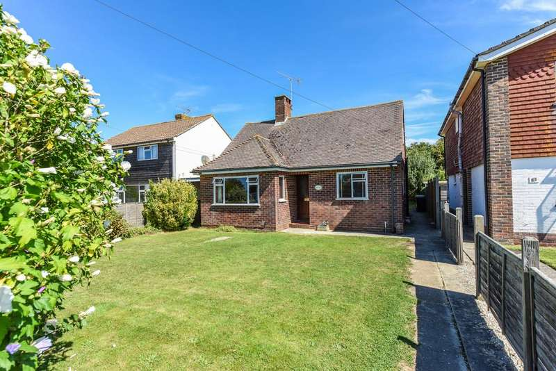 3 Bedrooms Detached Bungalow for sale in Grosvenor Road, Donnington