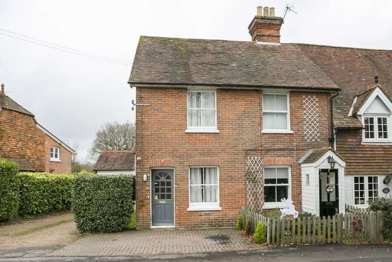 1 Bedroom End Of Terrace House for sale in Cousley Wood, Wadhurst