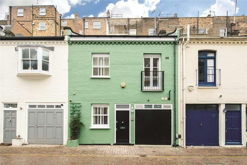 3 Bedrooms House for sale in Petersham Mews, South Kensington, London, SW7