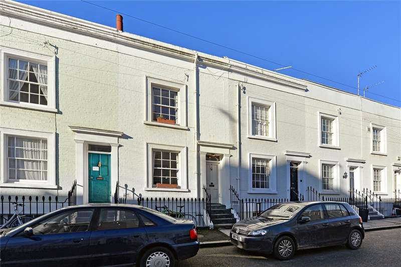 2 Bedrooms Terraced House for sale in Billing Street, London, SW10
