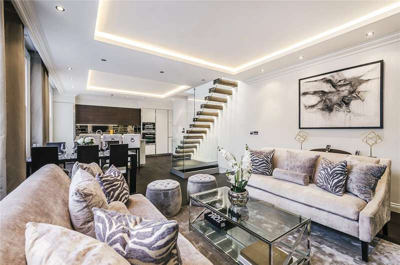 3 Bedrooms Flat for sale in Earl's Court Gardens, London, SW5