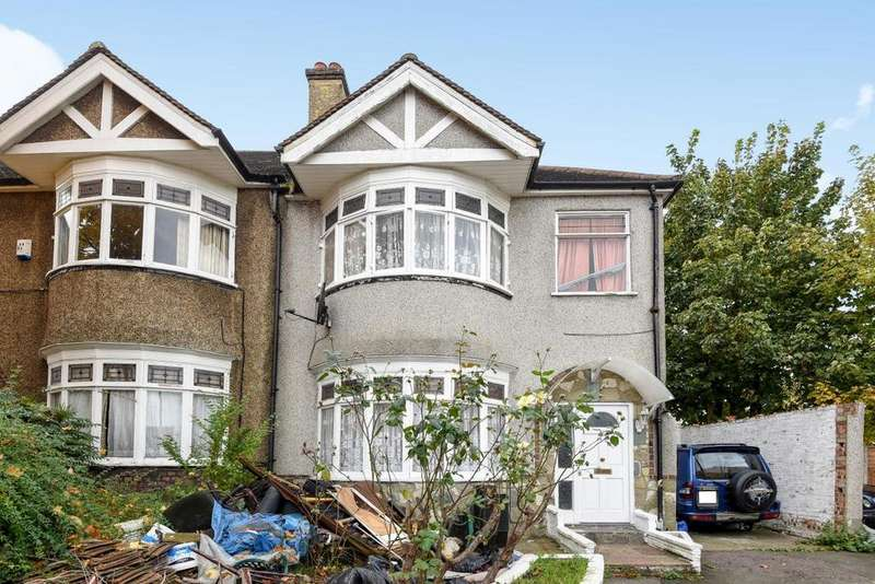 3 Bedrooms Semi Detached House for sale in The Woodlands, Hither Green, SE13