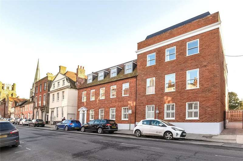 2 Bedrooms Flat for sale in West Street, Chichester, West Sussex