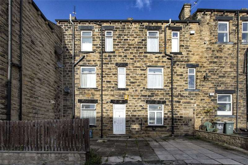 4 Bedrooms Terraced House for sale in Cross Park Street, Batley, West Yorkshire, WF17