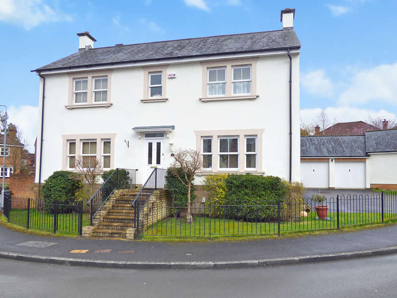 4 Bedrooms Detached House for sale in Eriskay Gardens, Westbury