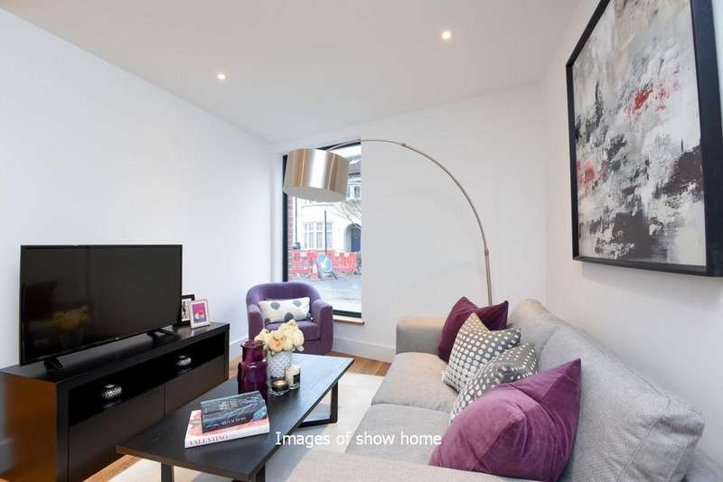1 Bedroom Flat for sale in Larkhall Rise, Clapham, SW4