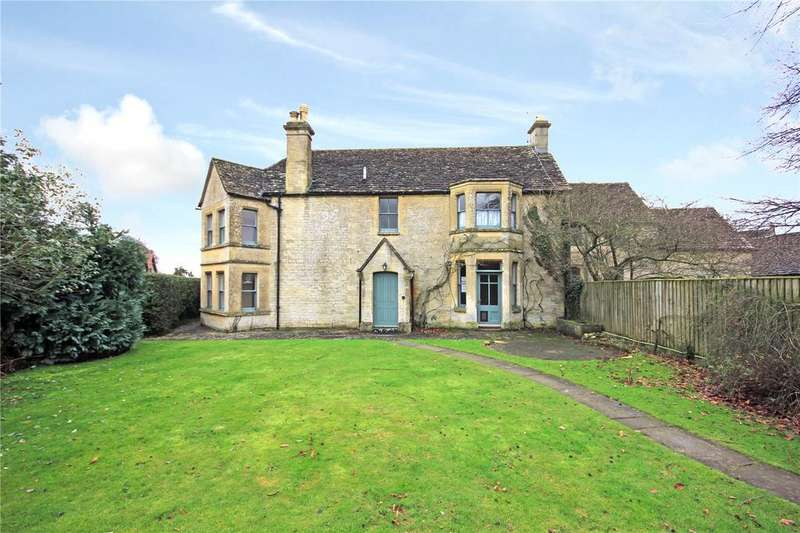6 Bedrooms Semi Detached House for sale in Kemble, Cirencester, Gloucestershire