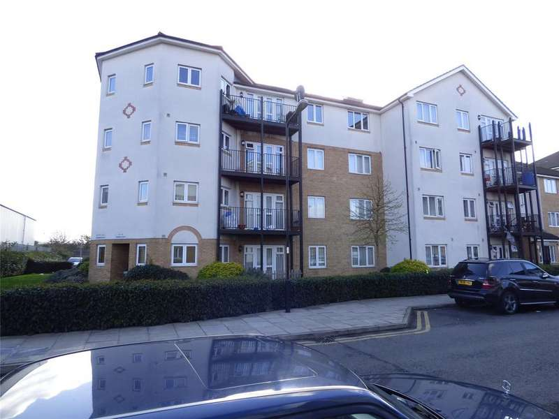 2 Bedrooms Apartment Flat for sale in Anemone Court, Enfield, Greater London, UK, EN3