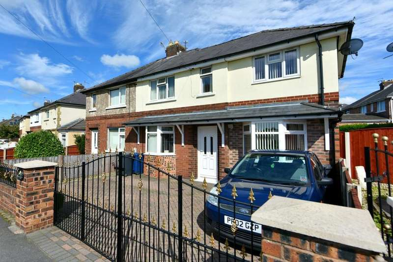 4 Bedrooms Semi Detached House for sale in Green Lane, Ormskirk
