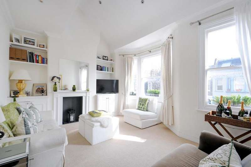 2 Bedrooms Flat for sale in Stephendale Road, Fulham, SW6