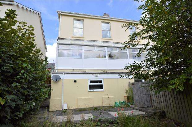 3 Bedrooms Semi Detached House for sale in Old Laira Road, Plymouth, Devon