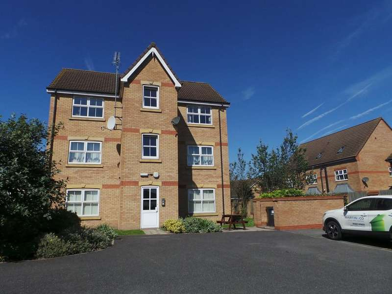 2 Bedrooms Apartment Flat for sale in Peacock Place, Gainsborough