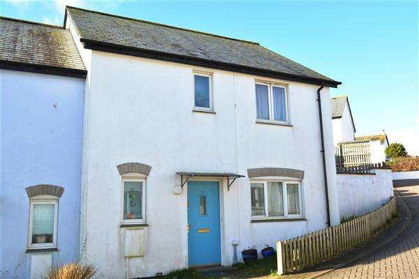 3 Bedrooms Semi Detached House for sale in Portscatho, Truro, Cornwall, TR2