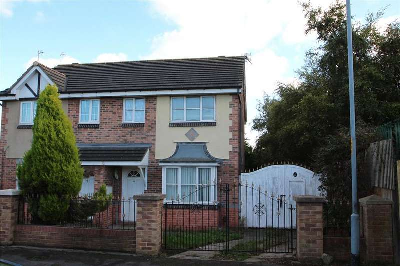 3 Bedrooms Semi Detached House for sale in Hopkins Avenue, Middlesbrough