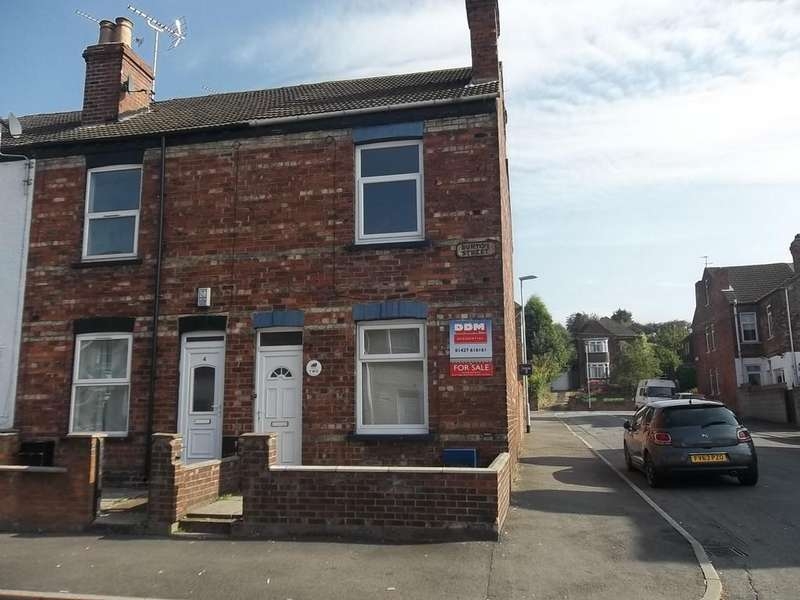 3 Bedrooms End Of Terrace House for sale in Burton Street, Gainsborough