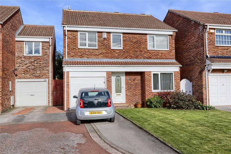 4 Bedrooms Detached House for sale in Fox Howe, Coulby Newham