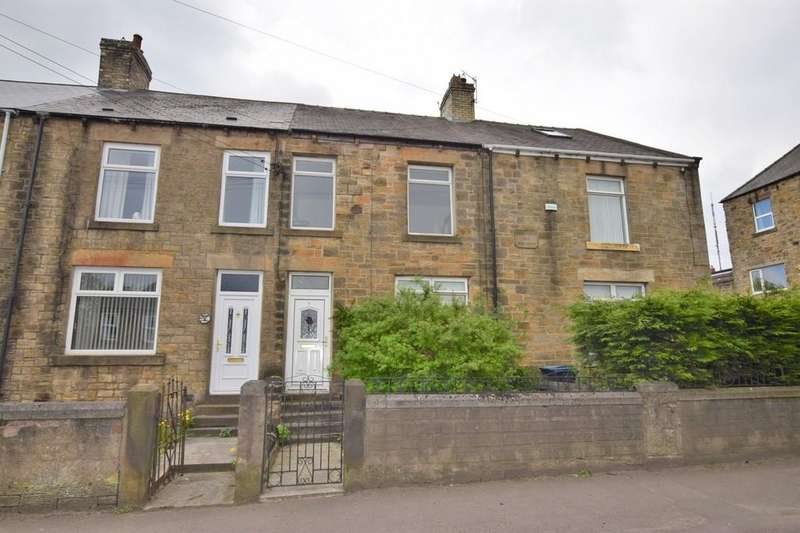 3 Bedrooms Terraced House for sale in Derwent View (High), Dipton, Stanley
