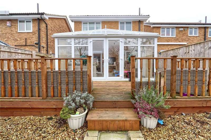 3 Bedrooms Detached House for sale in Southwood, Coulby Newham