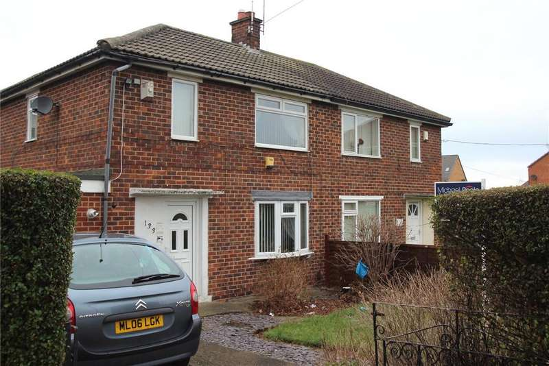 2 Bedrooms Semi Detached House for sale in Church Lane, Eston
