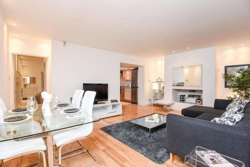 2 Bedrooms Flat for sale in Gauden Road, Clapham, SW4