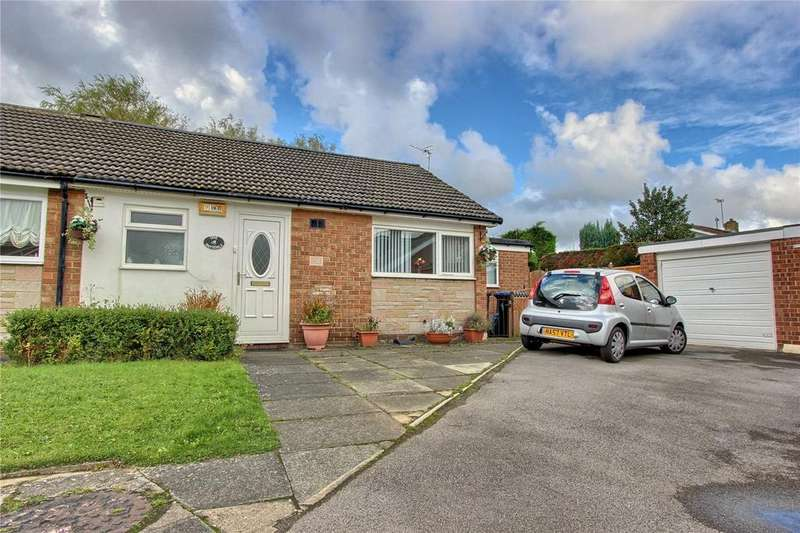 2 Bedrooms Semi Detached Bungalow for sale in Baysdale Walk, Acklam