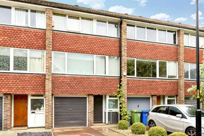 4 Bedrooms Terraced House for sale in Alleyn Crescent, Dulwich, SE21