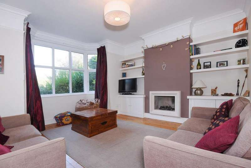 2 Bedrooms Flat for sale in Magdalen Road, Earlsfield, SW18