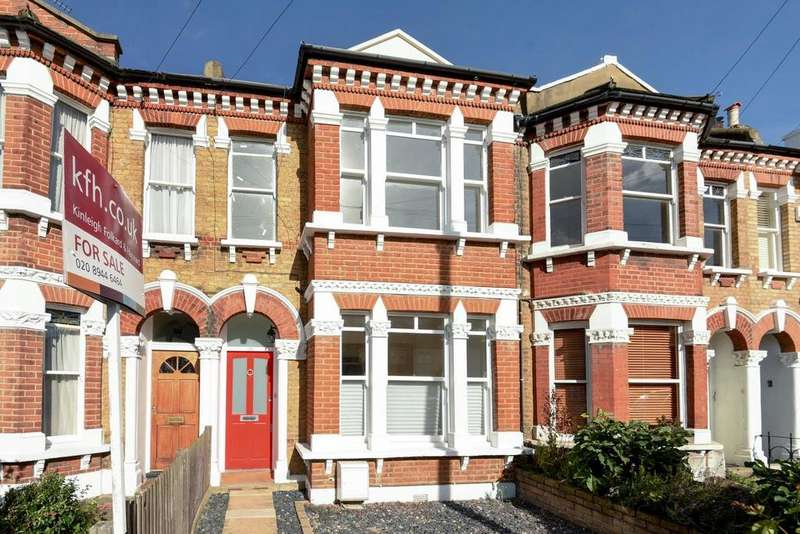5 Bedrooms Terraced House for sale in St. Ann's Hill, Wandsworth, SW18
