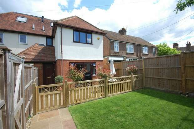 3 Bedrooms House for sale in Walnut Tree Court, Wendover Road, Stoke Mandeville, Buckinghamshire