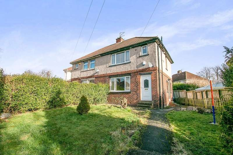 3 Bedrooms Semi Detached House for sale in Griffe Drive, Wyke, Bradford, BD12