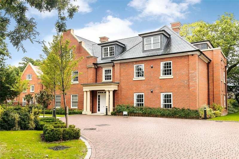 3 Bedrooms Penthouse Flat for sale in Montrose Court, London Road, Ascot, Berkshire, SL5