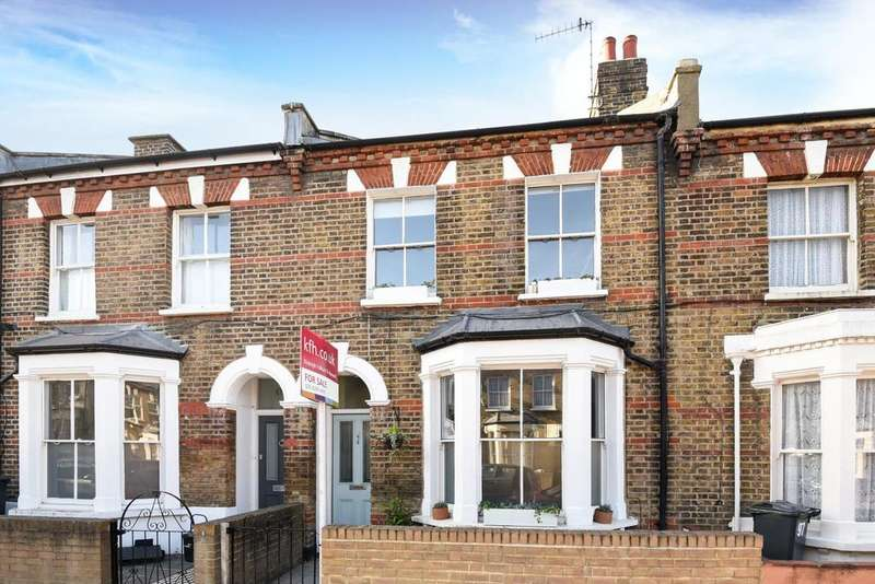 3 Bedrooms Terraced House for sale in Poplar Road, Herne Hill, SE24