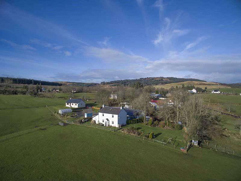 4 Bedrooms Detached House for sale in Millcroft, Millhouse, Tighnabruaich, Argyll, PA21