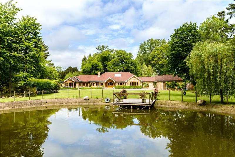 5 Bedrooms Detached House for sale in Gorelands Lane, Chalfont St. Giles, Buckinghamshire, HP8