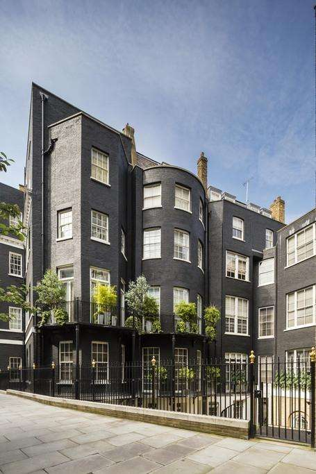 2 Bedrooms Flat for sale in Curzon Square, Mayfar, London, W1J