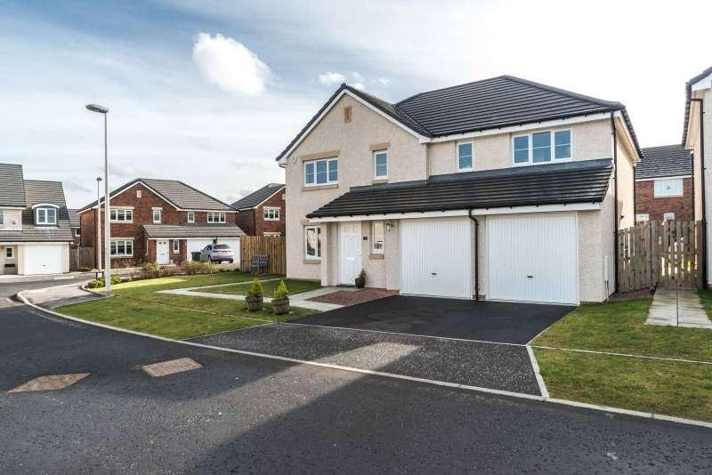5 Bedrooms Detached House for sale in Eilston Terrace, Kirkliston, Edinburgh, EH29 9FP