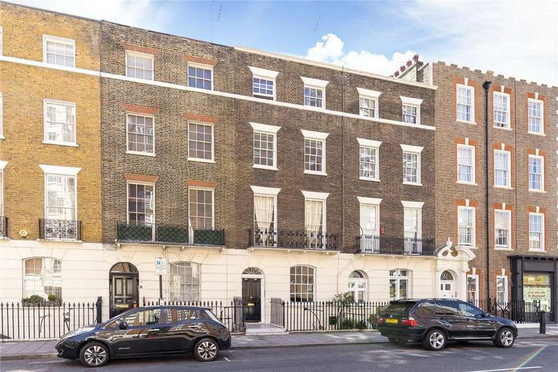 2 Bedrooms Apartment Flat for sale in Kendal Street, London, W2