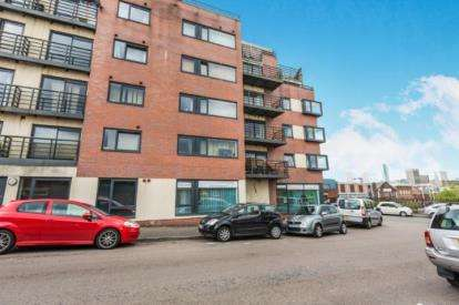 1 Bedroom Flat for sale in Abacus Building, 1 Warwick Street, Birmingham, West Midlands