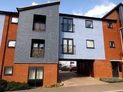 1 Bedroom Flat for sale in Harley Drive, Walton, Milton Keynes, Buckinghamshire