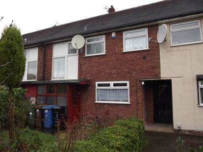 3 Bedrooms Terraced House for sale in Rosslave Walk, Brinnington, Stockport, Greater Manchester