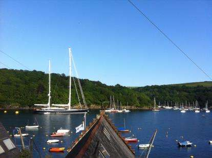3 Bedrooms Terraced House for sale in Fowey, Cornwall