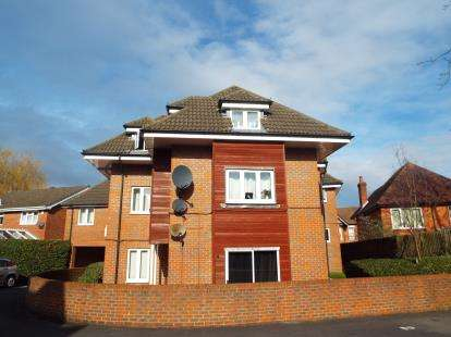 2 Bedrooms Flat for sale in 56 Richmond Gardens, Southampton, Hampshire