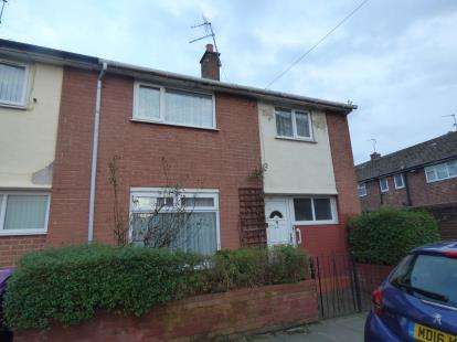3 Bedrooms End Of Terrace House for sale in Langton Road, Wavertree, Liverpool, Merseyside, L15